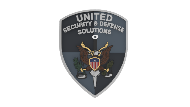 United Security and Defense Solutions Logo