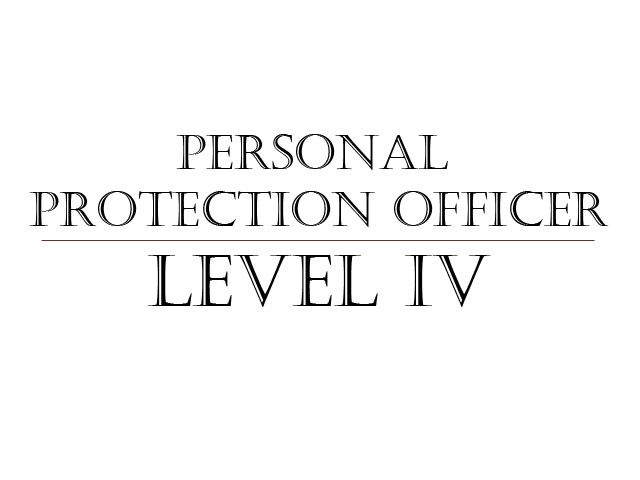 Learn more about our armed Personal Protection Officers