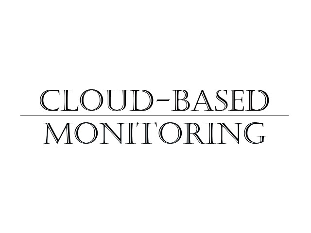 Learn more about our cloud-based monitoring system